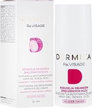 Profumi e cosmetici Crema-gel idratante contorno occhi 30-40+ - Dermika Re.Visage
