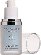 Profumi e cosmetici Primer-gel per le palpebre - Revitalash Aquablur Hydrating Eye Gel & Primer