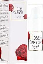 "Profumi e cosmetici Gel-lifting contorno occhi ""Rose garden"" - Styx Naturcosmetic Augengel Eye Gel"