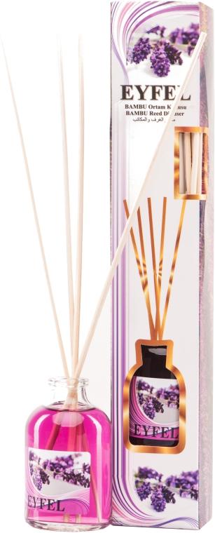 "Aroma diffusore ""Lavanda"" - Eyfel Perfume Reed Diffuser Flower"