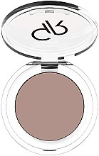 Profumi e cosmetici Ombretti - Golden Rose Soft Color Matte Mono Eyeshadow