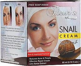 Profumi e cosmetici Crema con bava di lumaca - Hemani