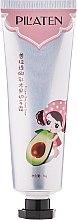 Profumi e cosmetici Crema mani idratante con avocado e burro di karitè - Pilaten Moisturizing Shea Hand Cream