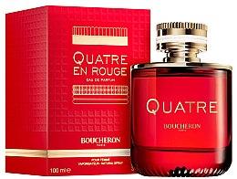 Profumi e cosmetici Boucheron Quatre En Rouge - Eau de parfum