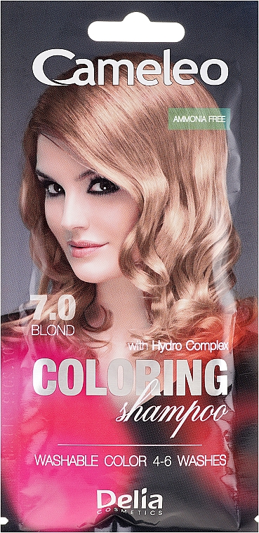 Shampoo colorante - Delia Cameleo Colouning Shampoo