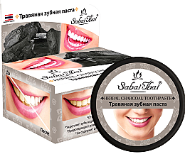 Profumi e cosmetici Dentifricio con carbone - Sabai Thai Herbal Charcoal Toothpaste