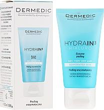 Profumi e cosmetici Peeling enzimatico per viso e collo - Dermedic Hydrain3 Hialuro Peel
