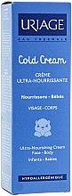 Profumi e cosmetici Crema nutriente protettiva per neonati e bambini - Uriage Babies Cold Cream