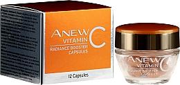 """Profumi e cosmetici Capsule viso con vitamina C """"Massima luminosità"""" - Anew Vitamin C Radiance Booster Capsules"""
