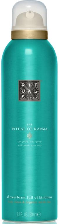 Gel doccia - Rituals The Ritual of Karma Foaming Shower Gel