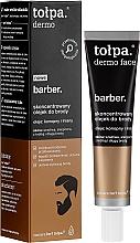 Profumi e cosmetici Olio concentrato per barba - Tolpa Dermo Men Barber Oil