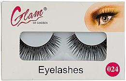 Profumi e cosmetici Ciglia finte, N. 024 - Glam Of Sweden Eyelashes