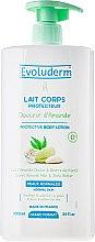 Profumi e cosmetici Latte corpo rigenerante - Evoluderm Lait Corps Protecteur Douceur D'amande Body Repair Milk Lait