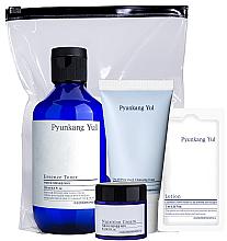 Profumi e cosmetici Set - Pyunkang Yul Skin Set (cr/9ml + toner/100ml + foam/40ml + f/lot/7ml)