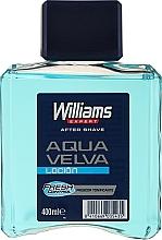 Profumi e cosmetici Lozione dopobarba - Williams Aqua Velva Lotion
