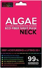 Profumi e cosmetici Maschera express per il collo - Beauty Face IST Deep Moisturizing & Lifting Neck Mask Algae