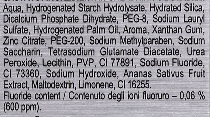 """Dentifricio """"Extreme Whiteness"""" - Splat Special Extreme White Toothpaste — foto N4"""