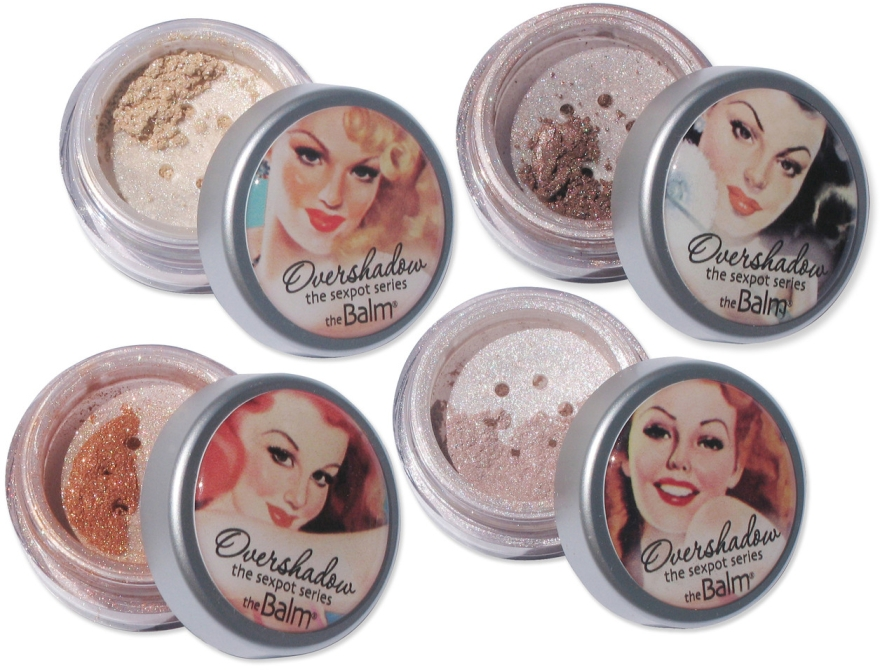 Ombretto minerale - TheBalm Overshadow