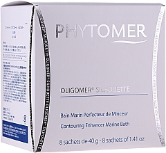 Profumi e cosmetici Sale da bagno marino rassodante - Phytomer Oligomer Silhouette Contouring Enhancer Marine Bath