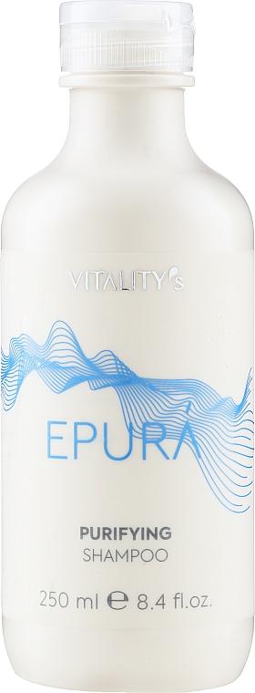 Shampoo anti forfora - Vitality's Epura Purifying Shampoo