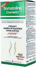 Profumi e cosmetici Trattamento snellente per addome e cosce - Somatoline Cosmetic Express Tummy & Hips Treatment