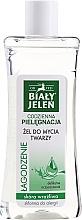 Profumi e cosmetici Gel detergente viso - Bialy Jelen Cleansing Gel