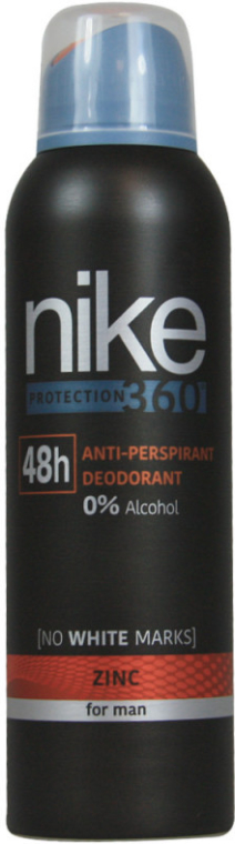 Deodorante spray - Nike Man Zinc Deodorant Spray