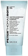Profumi e cosmetici Crema detergente idratante - Peter Thomas Roth Water Drench Hyaluronic Cloud Cream Cleanser