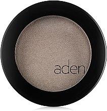 Profumi e cosmetici Ombretti - Aden Cosmetics Matte Eyeshadow Powder