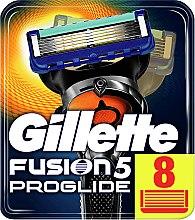 Profumi e cosmetici Lamette di ricambio, 8 pz - Gillette Fusion ProGlide