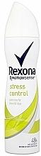 Profumi e cosmetici Deodorante-spray - Rexona Motionsense Stress Control