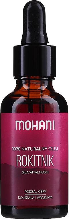 Olio di olivello spinoso - Mohani Precious Oils
