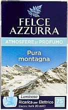 Profumi e cosmetici Diffusore elettrico - Felce Azzurra Pure Montain (ricarica)