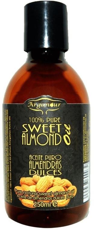 Olio di mandorle dolci - Arganour 100% Pure Sweet Almond Oil