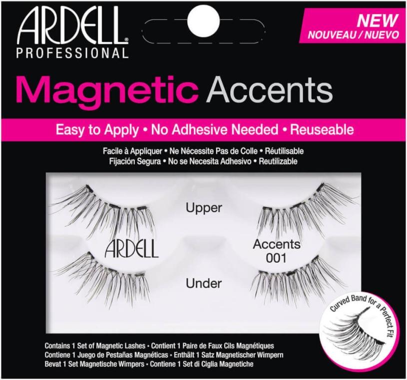 Ciglia finte - Ardell Magnetic Lashes Accents 001