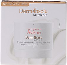 Profumi e cosmetici Crema viso da note - Avene Eau Thermale Derm Absolu Night Cream