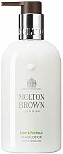 Profumi e cosmetici Molton Brown Lime & Patchouli - Lozione mani