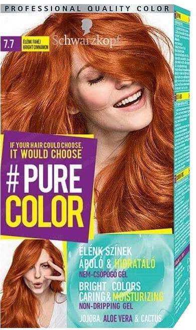 Tinta per capelli - Schwarzkopf Pure Color