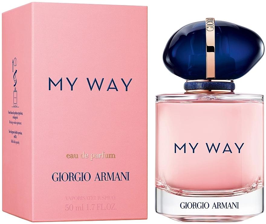 Giorgio Armani My Way - Eau de Parfum — foto N3