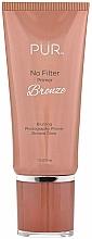 Profumi e cosmetici Primer viso - Pur No Filter Blurring Photography Primer Bronze Glow