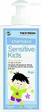 Profumi e cosmetici Shampoo - Frezyderm Sensitive Kids Shampoo for Boys