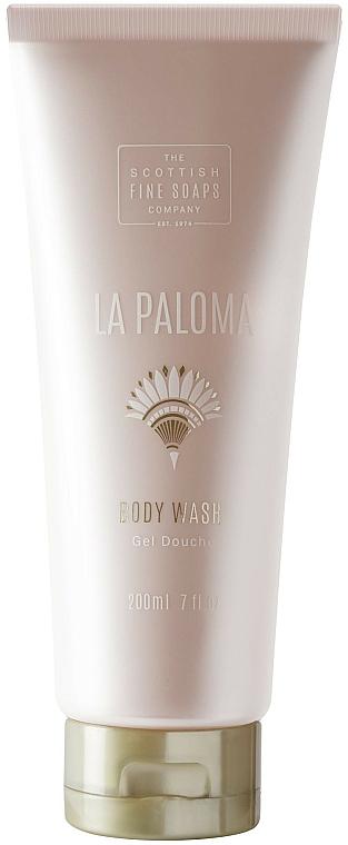 Gel doccia - Scottish Fine Soap La Paloma Body Wash — foto N1