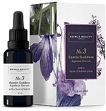 Profumi e cosmetici Siero viso № 3 - Edible Beauty No. 3 Exotic Goddess Ageless Serum