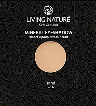 Profumi e cosmetici Ombretto - Living Nature Mineral Eyeshadow