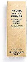 Profumi e cosmetici Primer viso - Revolution Pro Hydra Matte Primer