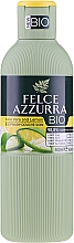 "Profumi e cosmetici Bagnoschiuma ""Aloe and Lemon"" - Felce Azzurra BIO Aloe & Lemon Shower Gel"