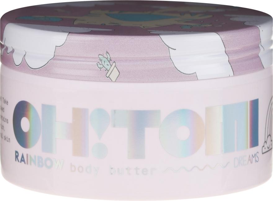 "Burro corpo ""Arcobaleno"" - Oh!Tomi Dreams Rainbow Body Butter — foto N2"