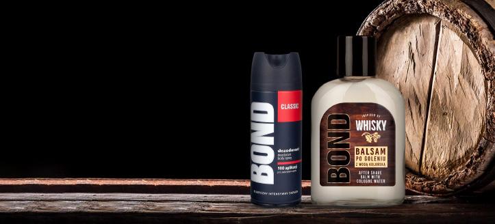Acquistando prodotti Bond o Bond Expert da 7 €, ricevi in regalo un deodorante