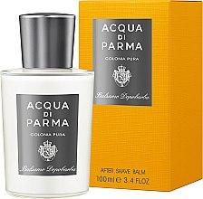 Profumi e cosmetici Acqua di Parma Colonia Pura Aftershave Balm - Balsamo dopobarba