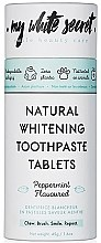 Profumi e cosmetici Dentifricio-compresse sbiancante - My White Secret Natural Whitening Toothpaste Tablets